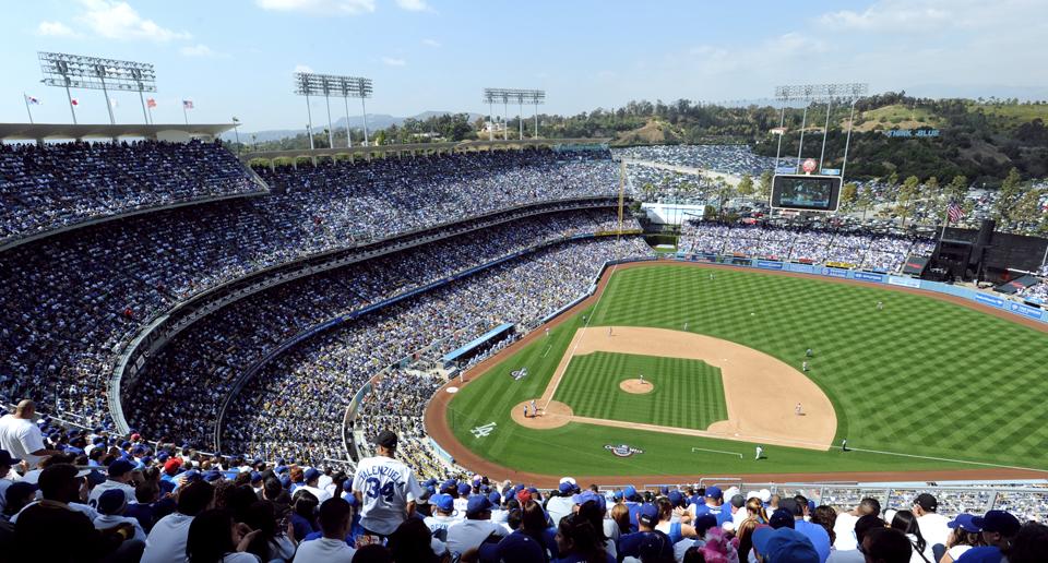 Nationals vs. Dodgers 2016