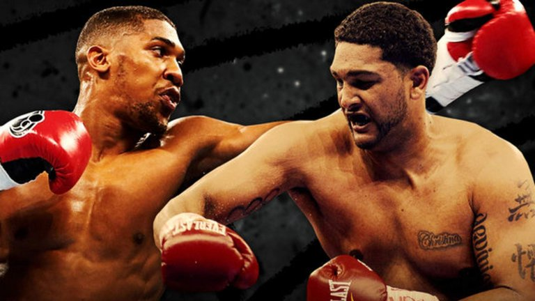 Joshua vs Breazeale