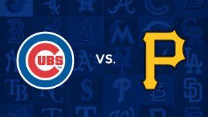 Pirates vs. Cubs 2016