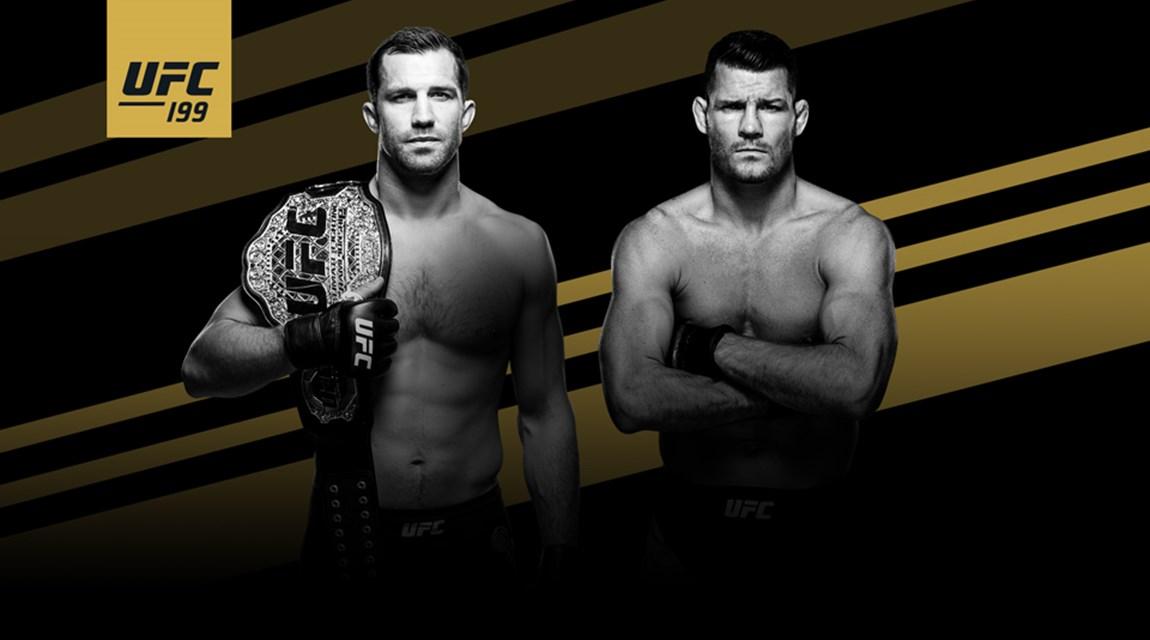 UFC 199 Odds