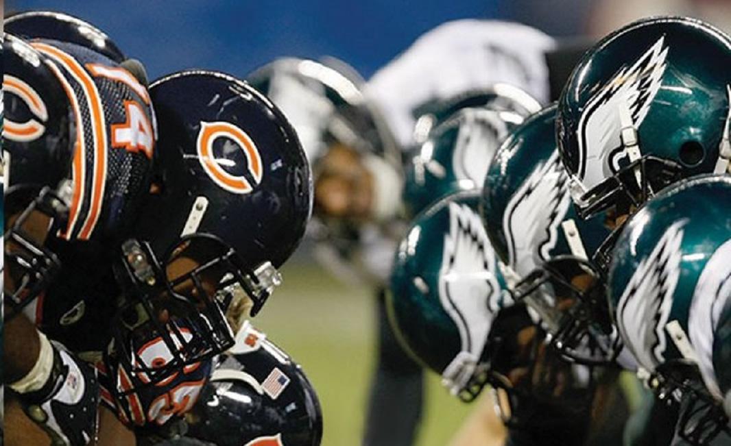 Philadelphia eagles vs chicago bears