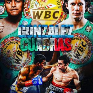 Roman Gonzalez vs. Carlos Cuadras