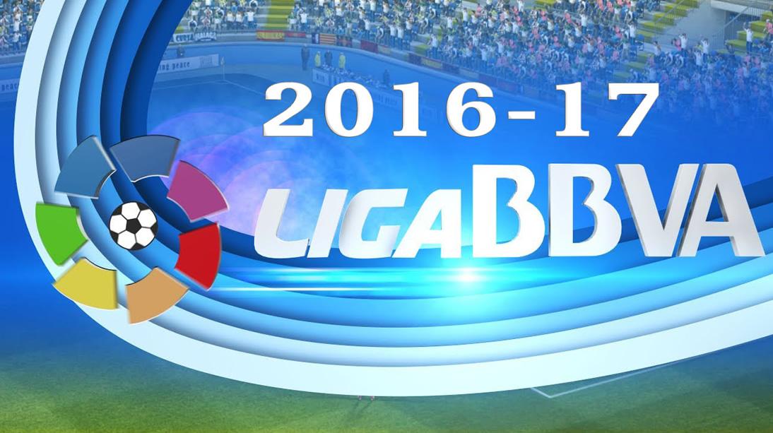 La Liga 2016 Season
