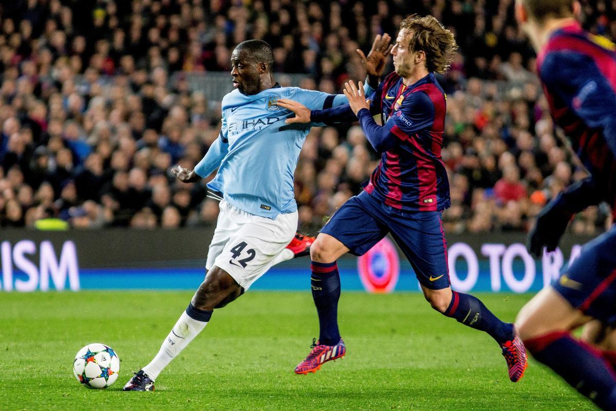 Barcelona vs. Manchester City