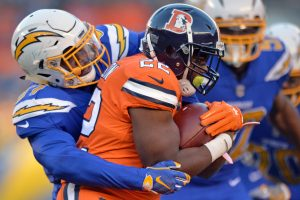 Chargers Vs. Broncos 2016