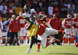 Chiefs at Steelers Preview
