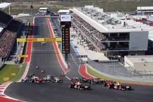 F1 Odds