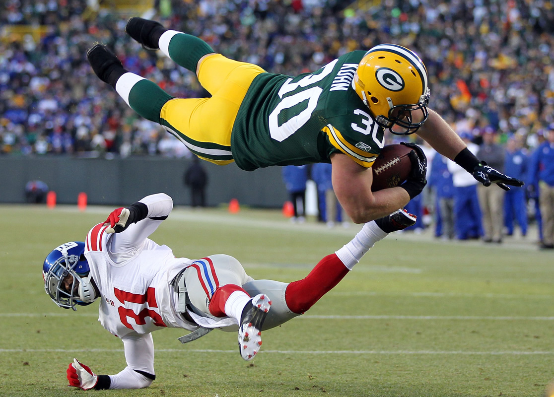 NY Giants at Green Bay Packers