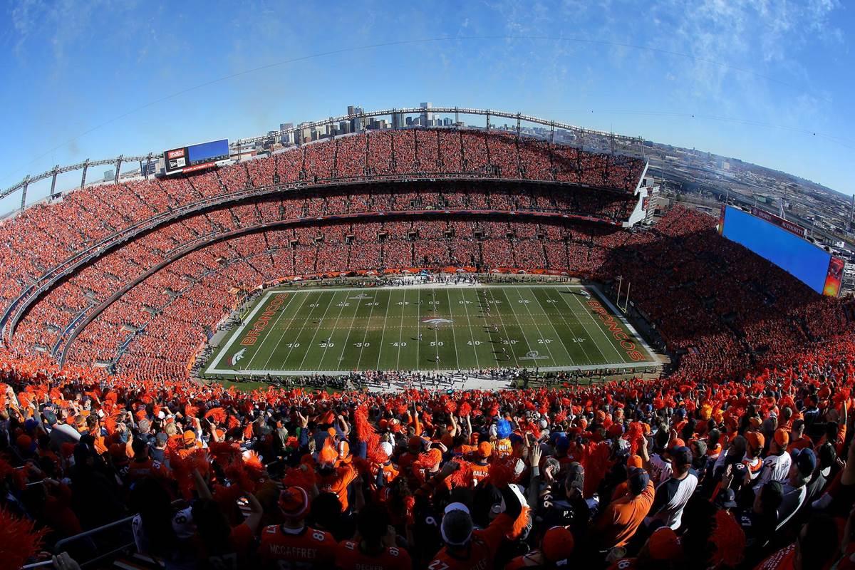 Houston Texans Vs Denver Broncos
