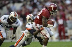 Alabama Crimson Tide vs. Auburn Tigers