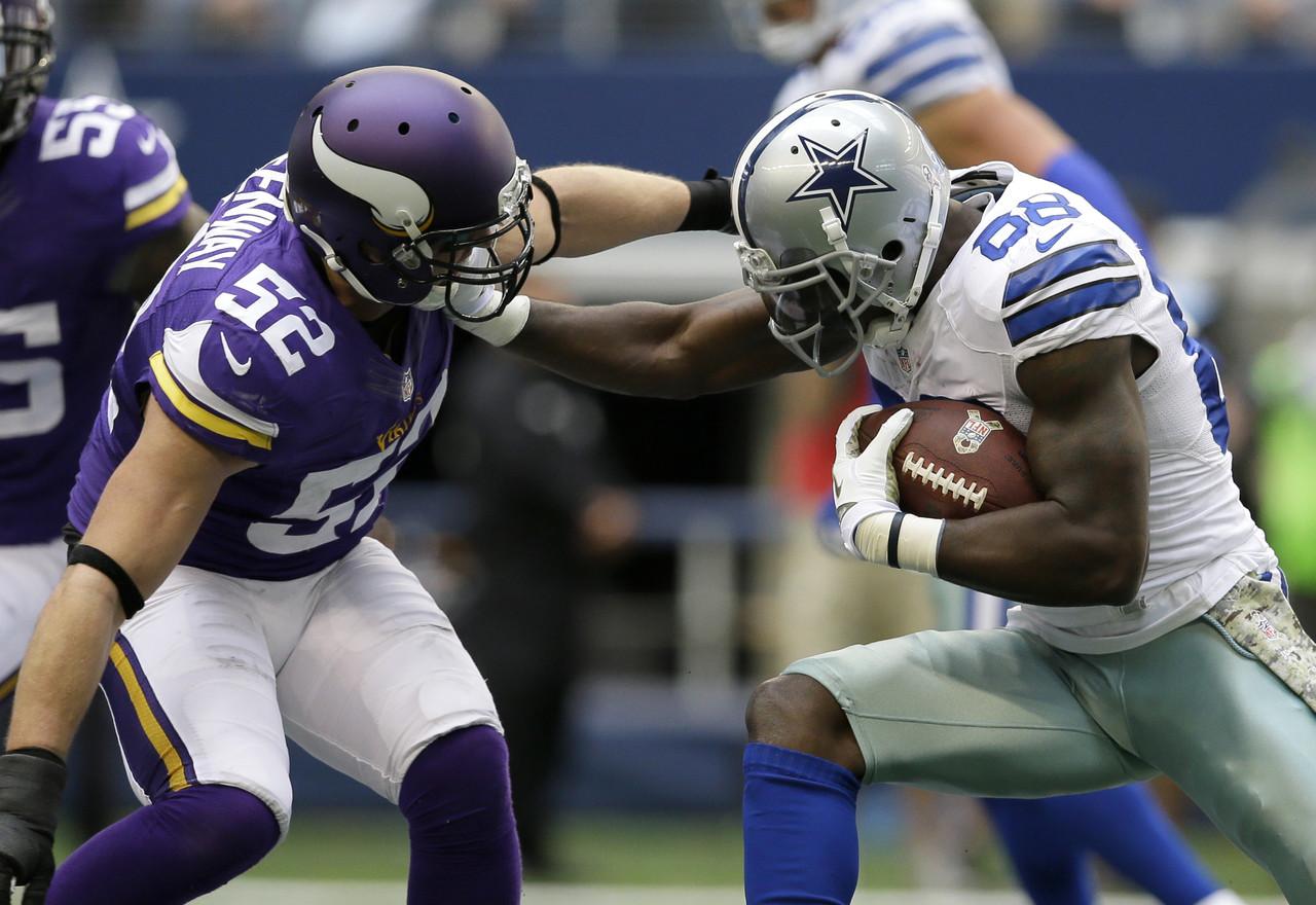 Cowboys vs. Vikings Odds