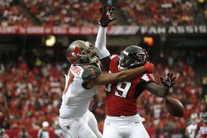 Atlanta Falcons vs Tampa Bay Buccaneers
