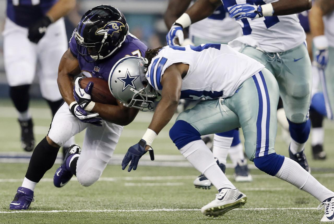 Ravens vs Cowboys 2016