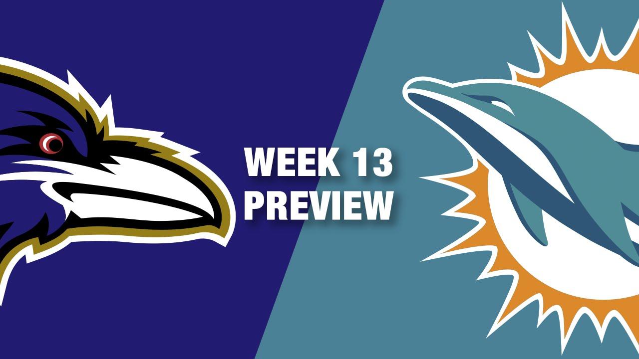 Dolphins vs Ravens 2016