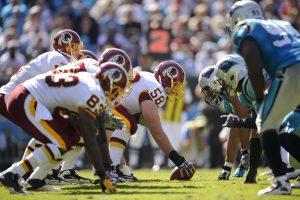 Panthers vs Redskins 2016