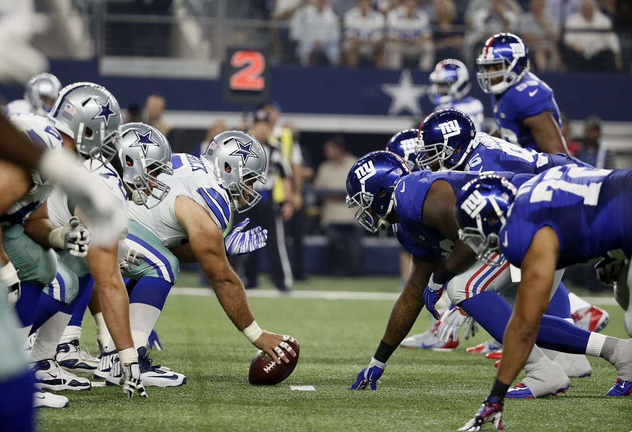 Cowboys Vs Giants Dec 2016