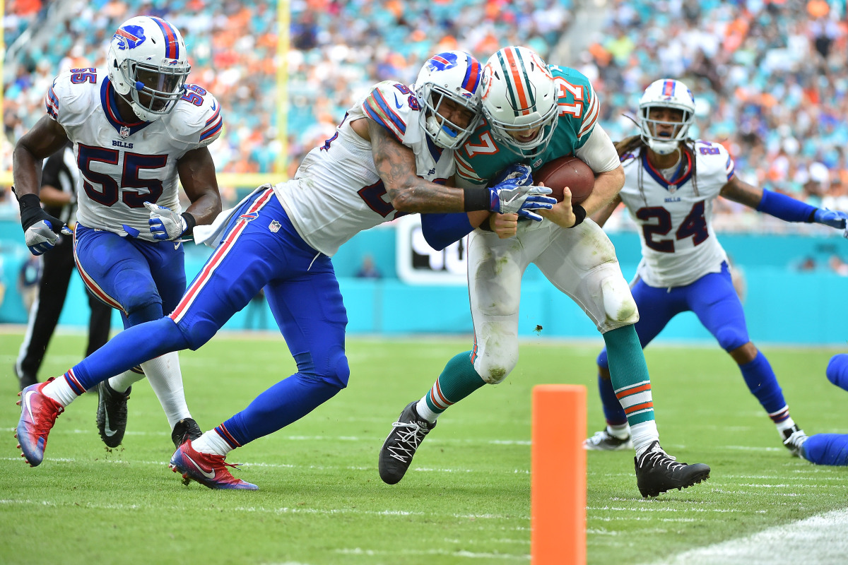 Dolphins vs. Bills 2016