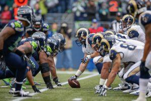 Rams vs Seahawks 2016