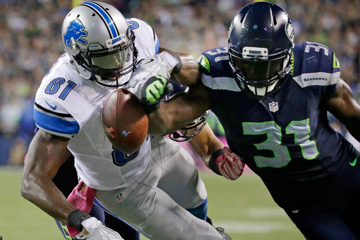 Lions vs Seahawks Odds