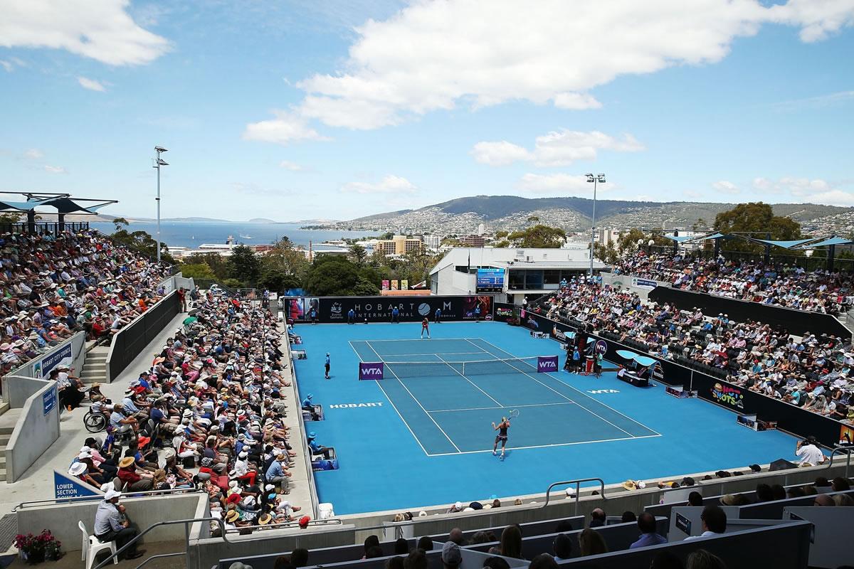 Hobart International 2017