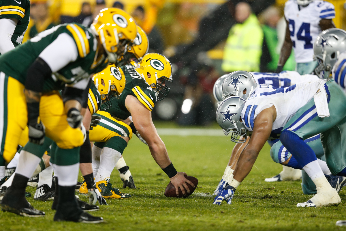 Packers vs Cowboys 2017