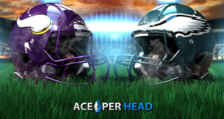 Vikings vs. Eagles Prediction