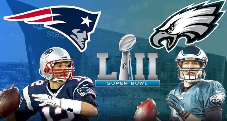 Patriots vs. Eagles Odds