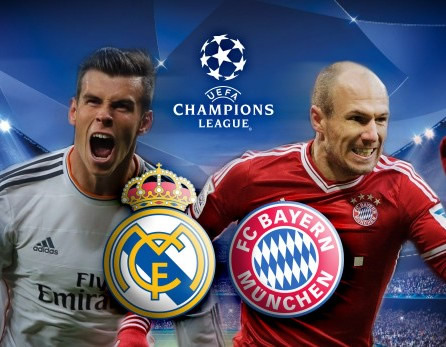 madrid vs bayern odds 2018