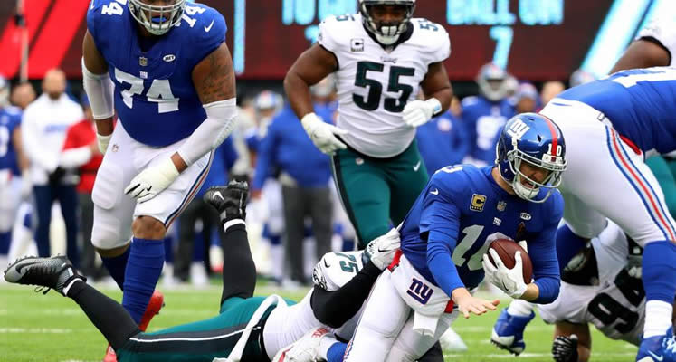Eagles Vs Giants Preview 2018