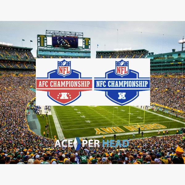 NFL Championship Sunday: Odds 2021