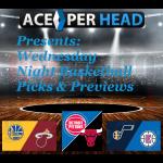 Wednesday Night Basketball - Feb 17, 2021