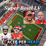 Super Bowl LV Preview, Odds