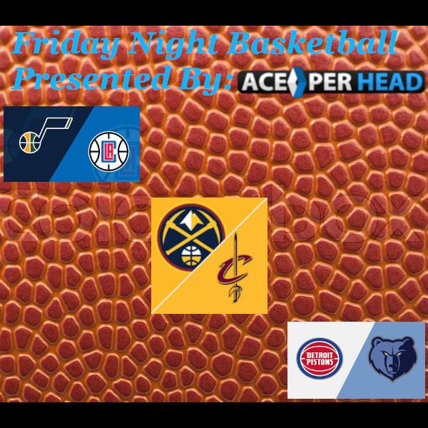 NBA Friday Night Basketball - Feb 19, 2021