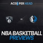 Brooklyn Nets host the Dallas Mavericks
