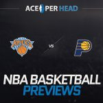 New York Knicks host the Indiana Pacers