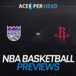 Sacramento Kings host the Houston Rockets