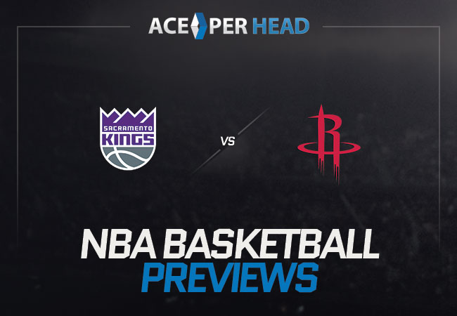 Sacramento Kings host the Houston Rockets
