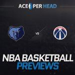 Memphis Grizzlies host the Washington Wizards
