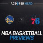 Golden State Warriors host Philadelphia 76ers