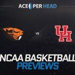 Oregon State Beavers vs Houston Cougars