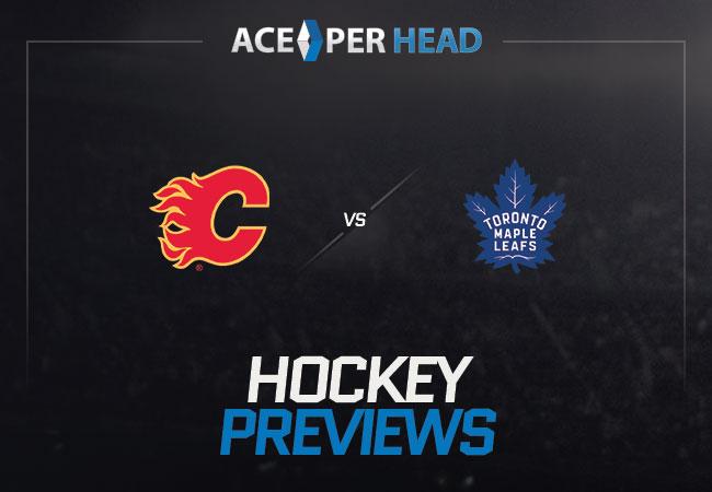 Calgary Flames vs Toronto Maple Leafs