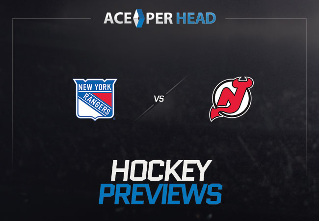 New York Rangers vs New Jersey Devils