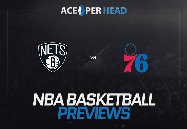 Brooklyn Nets vs Philadelphia 76ers