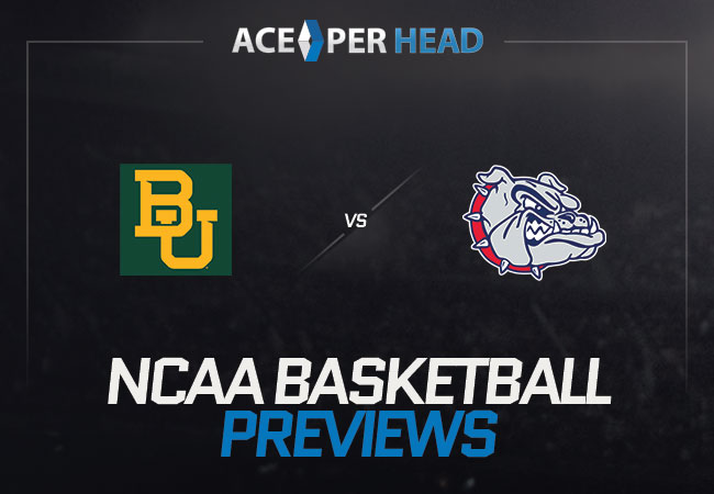 Baylor Bears vs Gonzaga Bulldogs