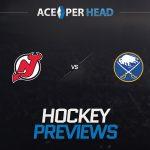New Jersey Devils vs Buffalo Sabres