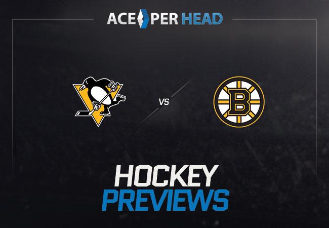 Pittsburgh Penguins vs. Boston Bruins